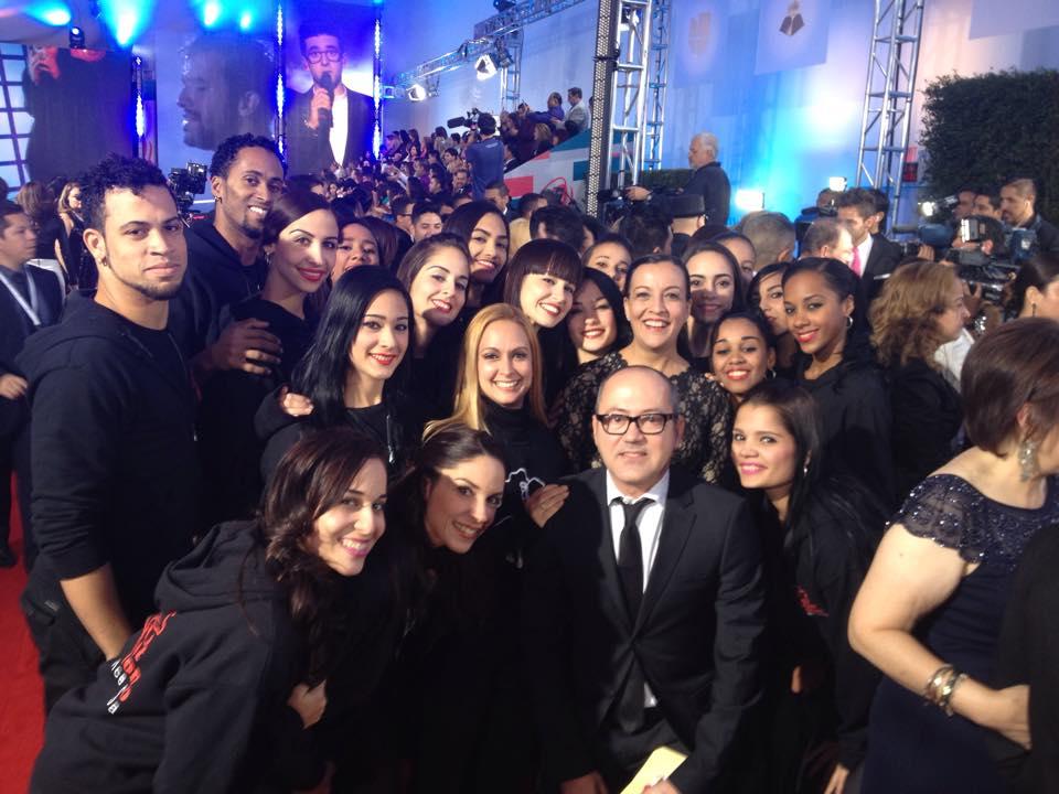 Lizt Alfonso Grammy Latinos 2015