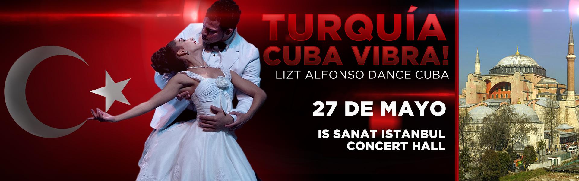 TURQUIA-CUBA-VIBRA
