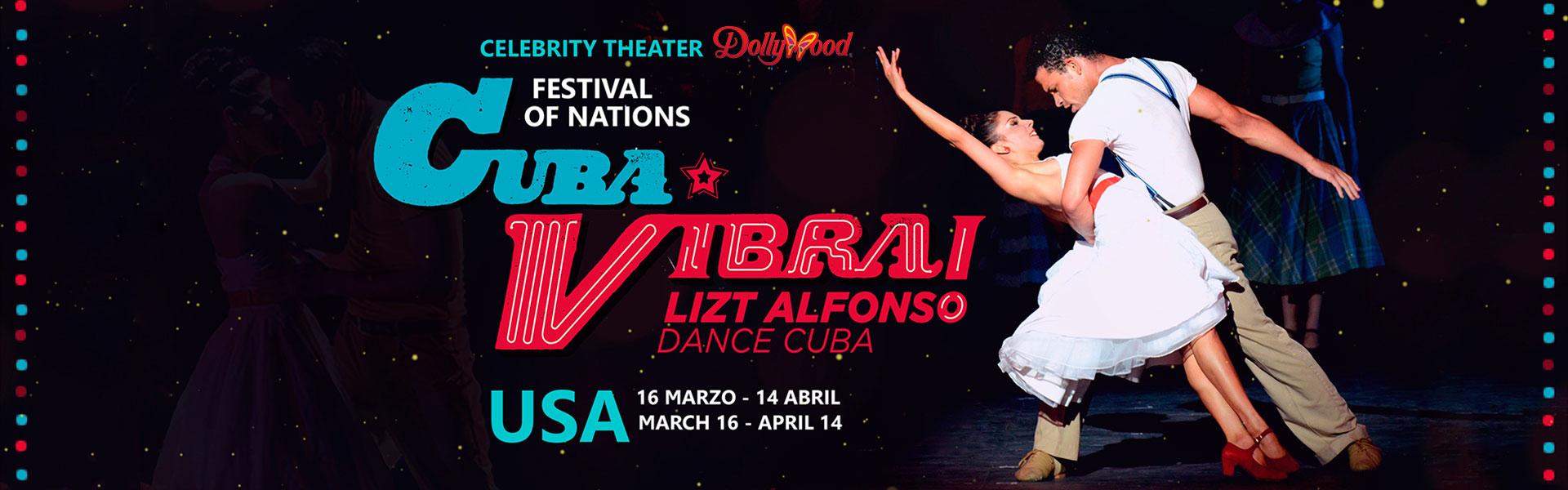 Usa tour 2019 Lizt Alfonso Dance Cuba