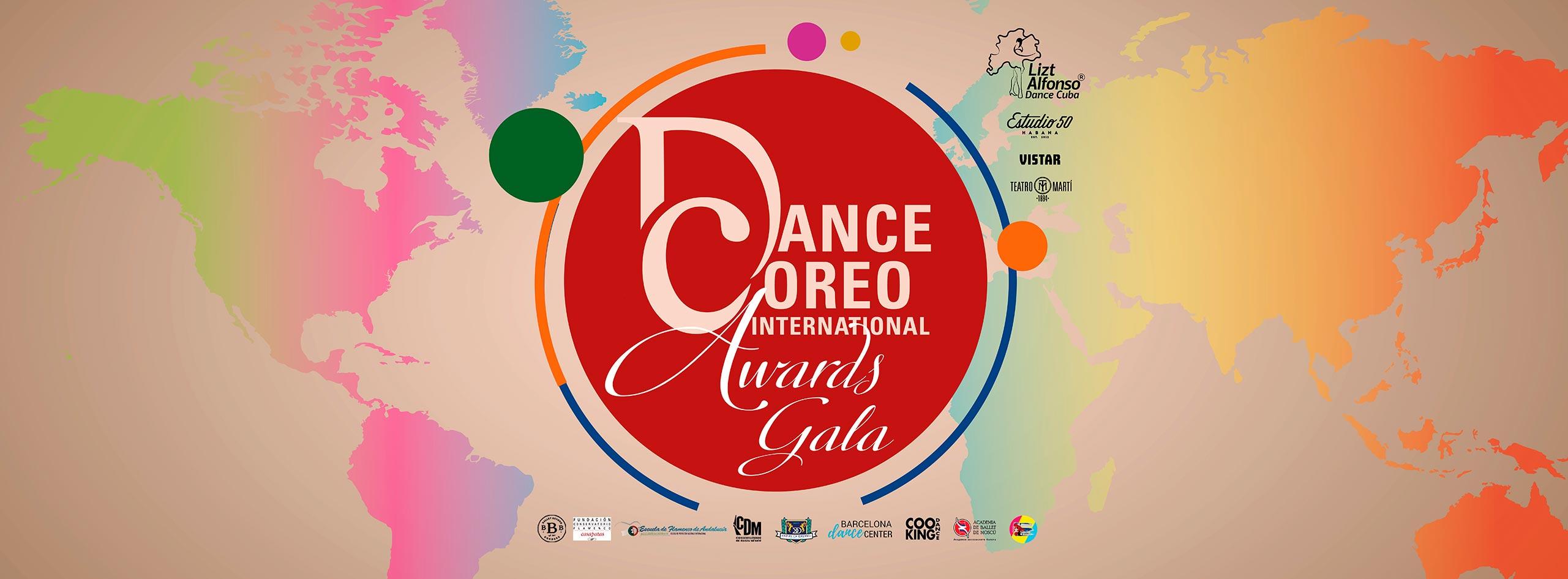 DANCECOREO International AWARDS GALA